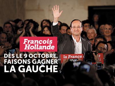 Francois Hollande site